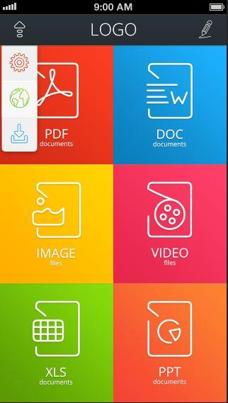 app文件管理器设计