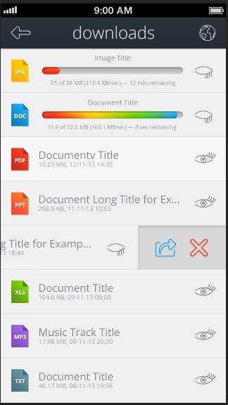 app文件管理器设计图2